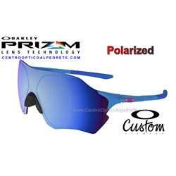 EVZero Range Custom Sky Blue / Prizm H2O Deep Polarized (OO9327-6344)