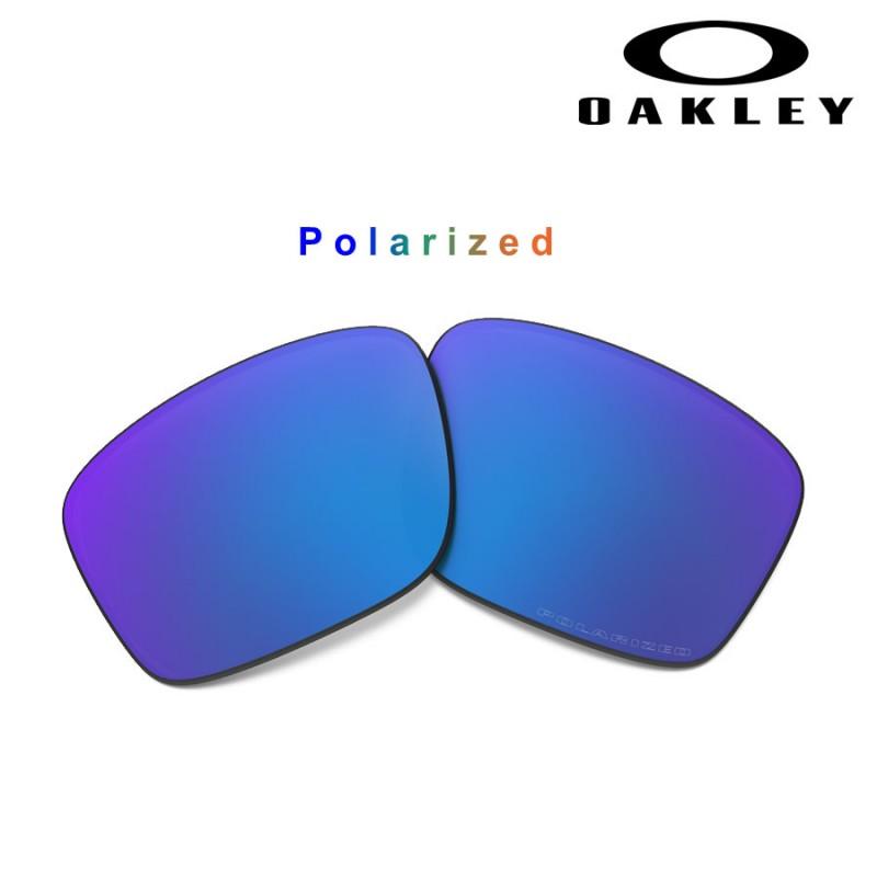 99c66bf04f Oakley TwoFace Lente Sapphire Iridium Polarized (9189-35L)