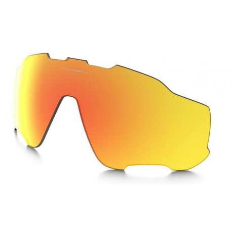 Jawbreaker Lente Black Iridium Polarized (101-352-005)