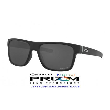 CrossRange Black Ink / Prizm Black Polarized (OO9361-26)