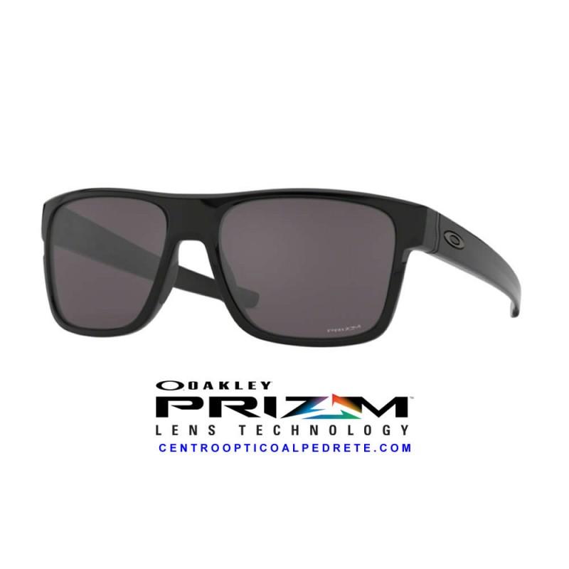 e7ede85576 Gafas de sol Oakley CrossRange Polished Black / Prizm Grey (OO9361-32)