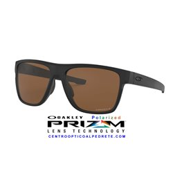CrossRange XL Matte Black / Prizm Tungsten Polarized (OO9360-22)