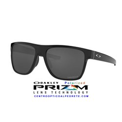 CrossRange XL Custom Matte Black / Prizm Black Polarized (OO9360-23c)