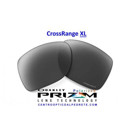 CrossRange XL Prizm Black Polarized (OO9360-07L)