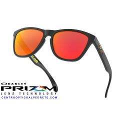 Frogskins Valentino Rossi Moss / Prizm Ruby (OO9013-E6)