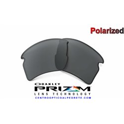 Flak 2.0 XL Lente de repuesto Prizm Black Polarized