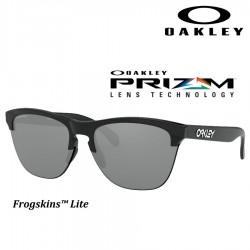 Frogskins Lite Polished Black / Prizm Black