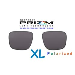 Holbrook XL Lente Prizm Grey Polarized (OO9417-11L)