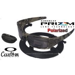 Gascan Custom Desolve Bare Camo / Prizm Daily Polarized (OO9014-7495)