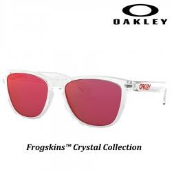 Frogskins Polished Clear / Tourch Iridium