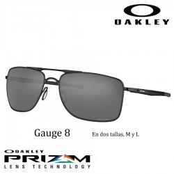 Gauge 8 Polished Black / Prizm Black