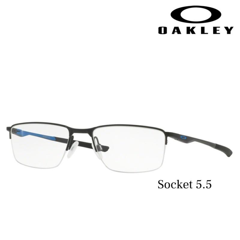 b79e5df41a Gafa graduado Oakley Socket 5.5 Satin Black/Blue   Graduados Oakley