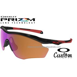 M2 XL Custom Polished Black / Prizm Trail (OO9343-7590)