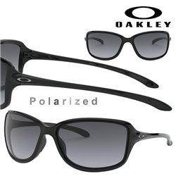 Cohort Polished Black / Grey Gradient Polarized