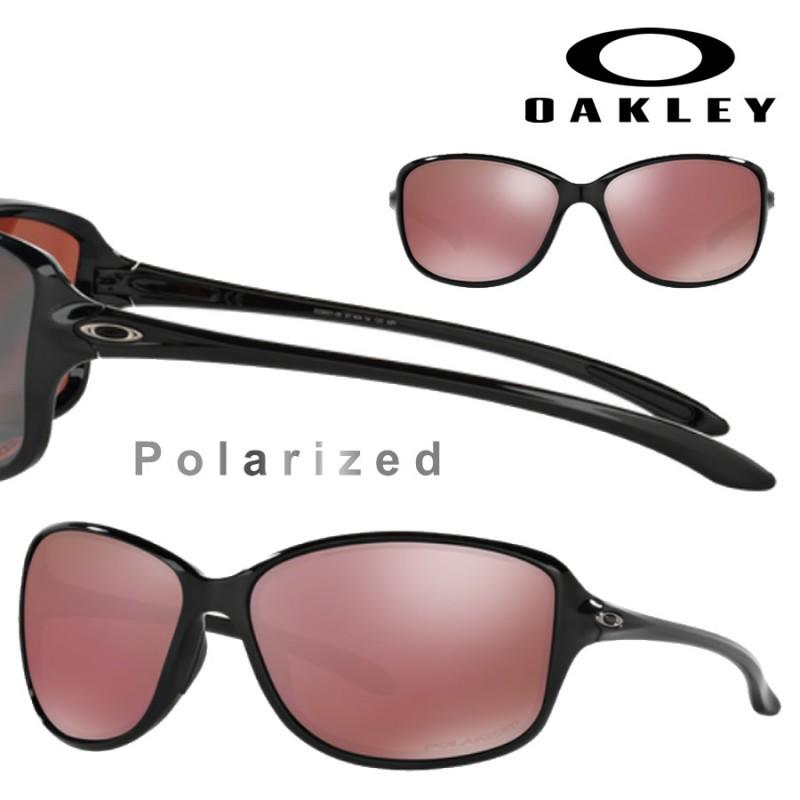 34295e07c6f Sunglasses Oakley Cohort Polished Black   VR28 Black Iridium Polarized