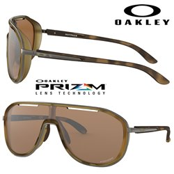 Outpace Matte Brown Tortoise / Prizm Tungsten