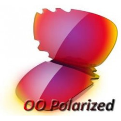 Jawbone / Racing Jacket lens OO Positive Red Iridium Polarized Vented (41-845)