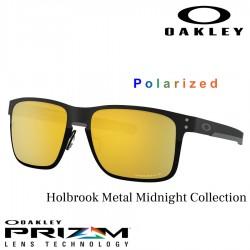 ac38315325d Holbrook Metal Matte Black   Prizm 24k Polarized