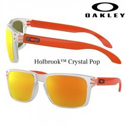 Holbrook Crystal Clear/ Fire Iridium