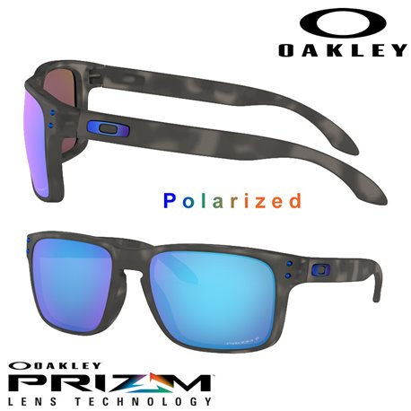 f6f110af53c Sunglasses Oakley Holbrook Matte Black Tortoise   Prizm Sapphire ...