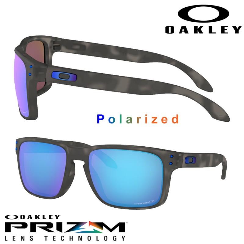 0c3553731a Sunglasses Oakley Holbrook Matte Black Tortoise / Prizm Sapphire ...