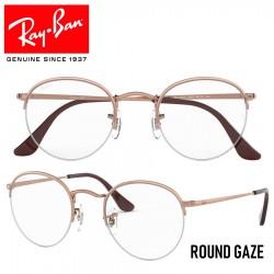 Gafas para graduado Ray-Ban Round Gaze - Cooper