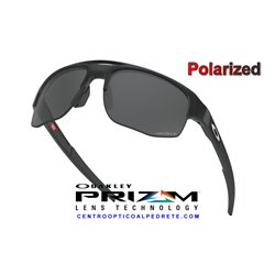 Mercenary Matte Black / Prizm Black Polarized (OO9424-08)