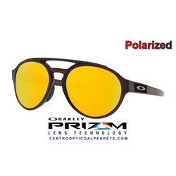 Forager Polished RootBeer / Prizm 24K Polarized (OO9421-05)