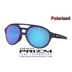 Forager Matte Translucen Blue / Prizm Sapphire Polarized (OO9421-06)