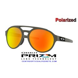 Forager Matte Olive / Prizm Ruby Polarized (OO9421-07)