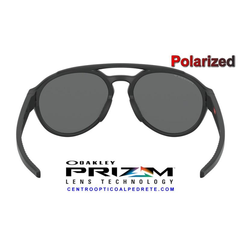 c33e87b20d Oakley sunglasses Forager Matte Black / Prizm Black Polarized ...
