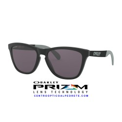 Frogskins Mix Matte Black / Prizm Grey (OO9428-01)