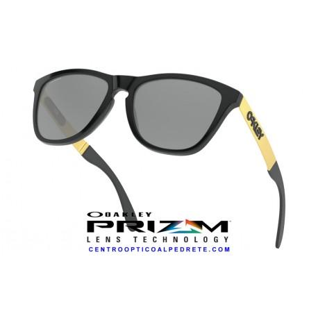 Frogskins Mix Polished Black / Prizm Black (OO9428-02)