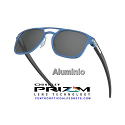 Latch Alpha Matte Sapphire / Prizm Black (OO4128-03)