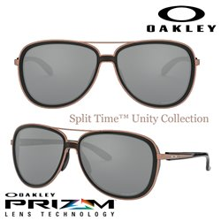 Split Time Black Inkl/ Prizm Black (OO4129-12)