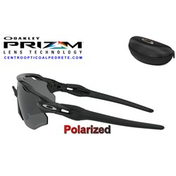 Radar EV Advancer Polished Black / Black Iridium Polarized (OO9442-08)