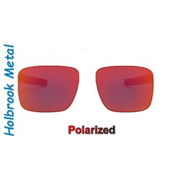 Holbrook Metal Lente Torch Iridium Polarized (OO4123-05L)