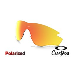 M2 Lente Fire Iridium Polarized (100-720-012)