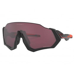 Flight Jacket Matte Custom Black / Prizm Road Black (OO9401-13C)