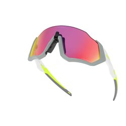 Flight Jacket Matte Fog / Prizm Road (OO9401-10)