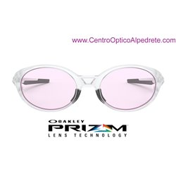 EyeJacket Redux Matte Clear / Prizm Low Light (OO9438-03)