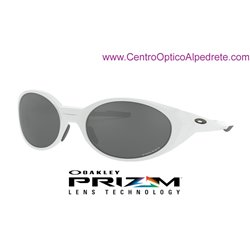 EyeJacket Redux Polished White / Prizm Black (OO9438-04)