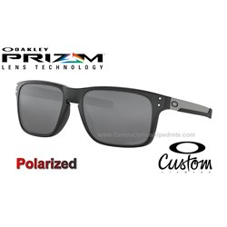 Holbrook Mix Custom Matte Black / Prizm Black Polarized (OO9384-7892)