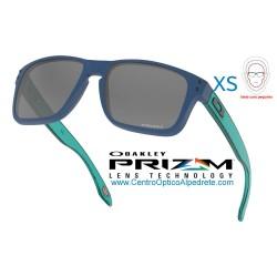 Holbrook XS Matte Poseidon / Prizm Black (OJ9007-04)