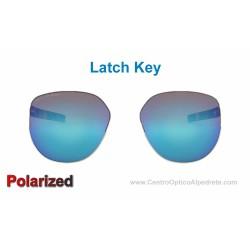 Latch Key Lente Sapphire Iridium Polarized (OO9394-07L)