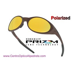 EyeJacket Redux Corten / Prizm 24k Polarized (OO9438-06)