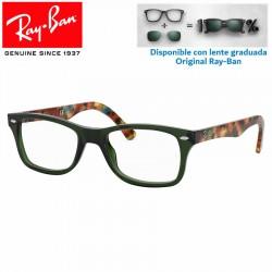 Gafas para graduado Ray-Ban Opal Green (RB5228-5630)