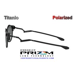 DeadBolt Satin Black / Prizm Black Polarized (OO6046-03)