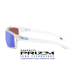 Gibston Polished Clear / Prizm Sapphire (OO9449-04)