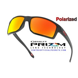 Gibston Black Ink / Prizm Ruby Polarized (OO9449-05)